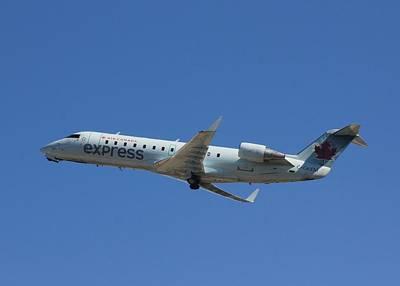 Photograph - Air Canada C-gkem by Joseph C Hinson Photography