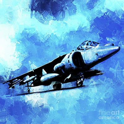 Lockheed Aircraft Painting - Air Craft 0024 by Gull G