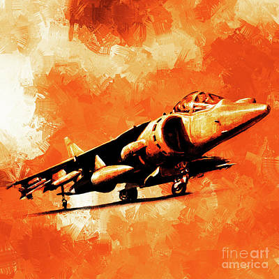 Lockheed Aircraft Painting - Air Craft 0024c by Gull G