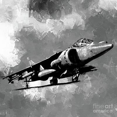Lockheed Aircraft Painting - Air Craft 0025 by Gull G