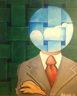 Air Head Original by Philip Butta