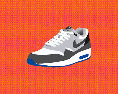Nike Photograph - Air Max 1 by Mark Rogan