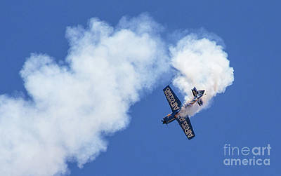 Photograph - Air National Guard Ms-s Tumble 1 by Rick Bures