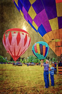 Metamora Photograph - Air Time by LeeAnn McLaneGoetz McLaneGoetzStudioLLCcom
