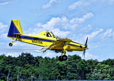 Photograph - Air Tractor by Jim Poulos