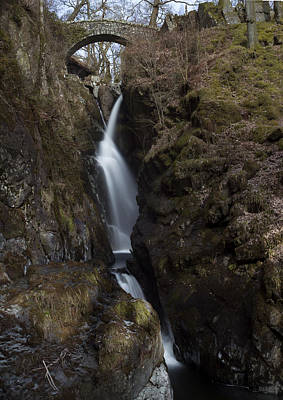 Aira Force Wall Art - Photograph - Aira Force by Russell Millner