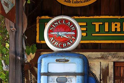 Aircraft Fuel Pump Art Print