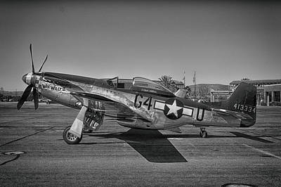 Photograph - Aircraft Series 1 by Bill Dutting