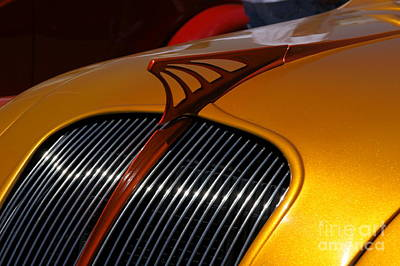 Chrysler Photograph - Airflow by David Pettit