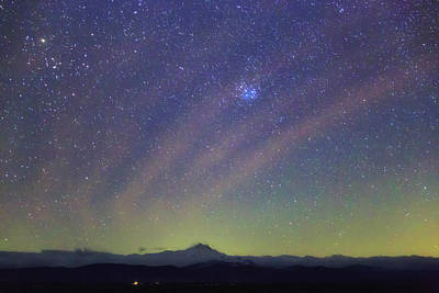 Photograph - Airglow by Cat Connor