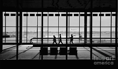 Photograph - Airport by Louise Fahy