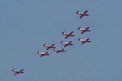 Photograph - Airshow by Dart and Suze Humeston