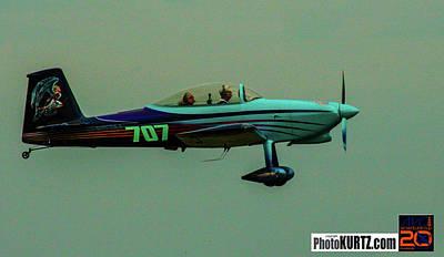 Photograph - Airventure 707 by Jeff Kurtz
