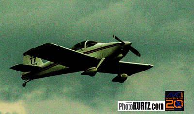 Photograph - Airventure 77 by Jeff Kurtz