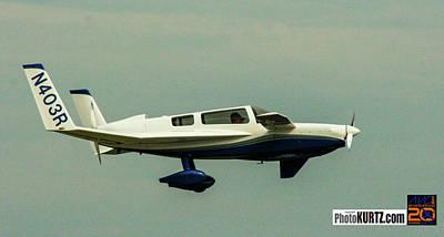Photograph - Airventure N403r by Jeff Kurtz