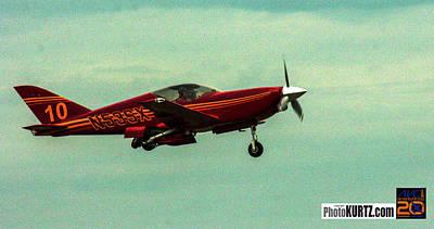 Photograph - Airventure Race 10 by Jeff Kurtz