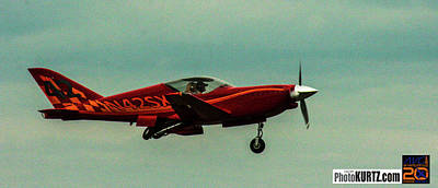 Photograph - Airventure Race 42 by Jeff Kurtz