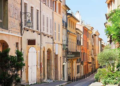 Featured Tapestry Designs - Aix en Provence by Anastasy Yarmolovich