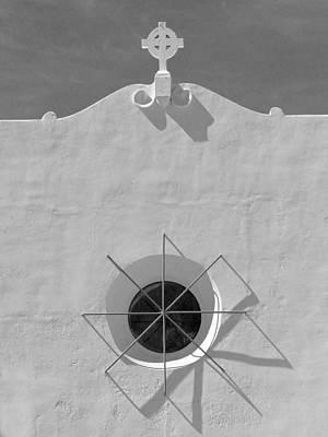 Photograph - Ajo Churches - 07 by Jeff Brunton