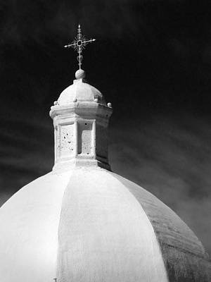 Photograph - Ajo Churches - 12 by Jeff Brunton