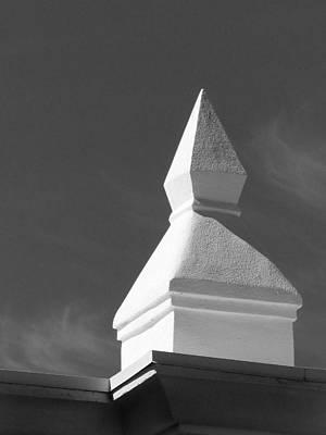 Photograph - Ajo Churches 14 by Jeff Brunton