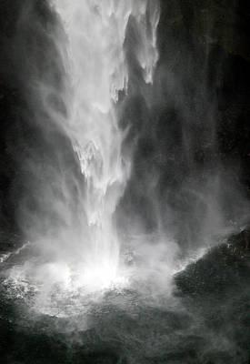 Photograph - Akkaka Falls  by Alina Oswald
