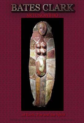 Ceramic Relief Sculpture - Aktunowihio by Bates Clark