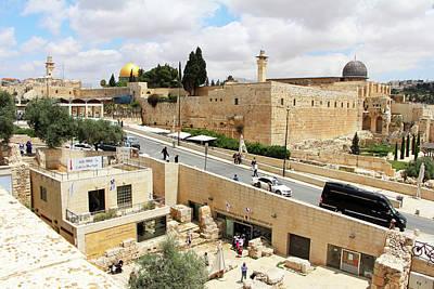 Photograph - Al Aqsa Day by Munir Alawi