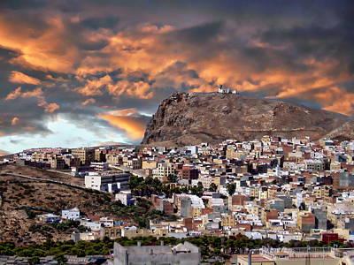 Photograph - Al Hoceima - Morocco by Anthony Dezenzio