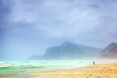 Photograph - Al Mughsayl Beach by Alexey Stiop