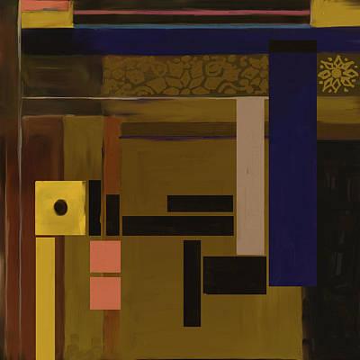 Allah Painting - Al Rahim 511 4 by Mawra Tahreem