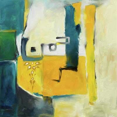 Allah Painting - Al Rahman 515 1 by Mawra Tahreem