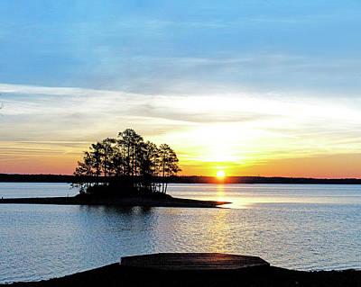 Impressionist Landscapes - Alabama Sunrise by Mitford Fontaine