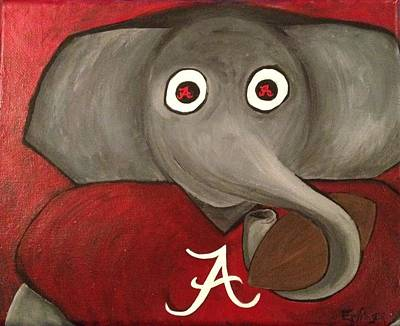 Alabama Original by Christy Rae Emfinger