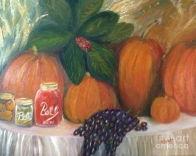 Painting - Alabama Fall by Tina Swindell