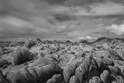Photograph - Alabama Hills by Dusty Wynne
