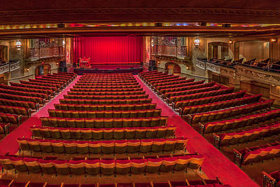 Photograph - Alabama Theatre by Erwin Spinner