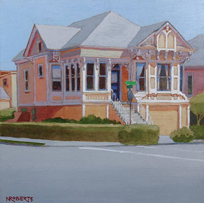 Painting - Alameda Gem by Nancy Roberts