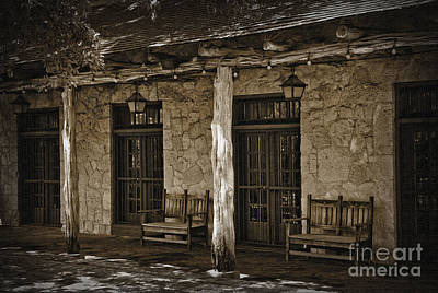 Photograph - Alamo Adobe by Kirt Tisdale