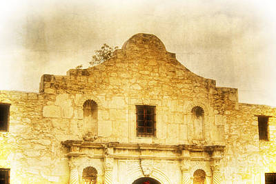 Photograph - Alamo by Jim and Emily Bush
