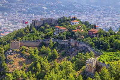 Anatolia Photograph - Alanya - Turkey by Joana Kruse