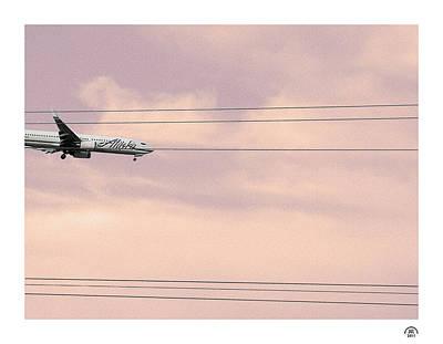Photograph - Alaska Landing by Stan Magnan
