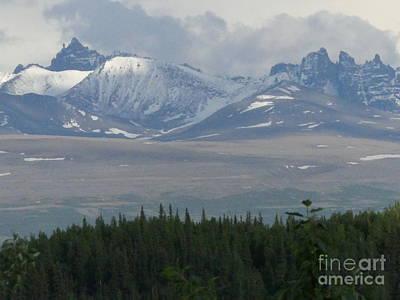 Photograph - Alaska Light by Brian Boyle