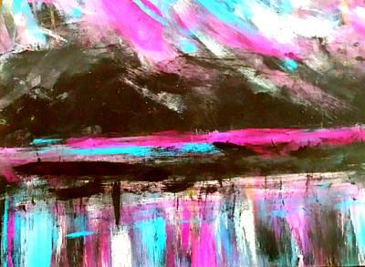 Painting - Alaska by Nikki Dalton
