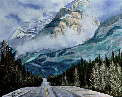 Painting - Alaska by Stan Hamilton