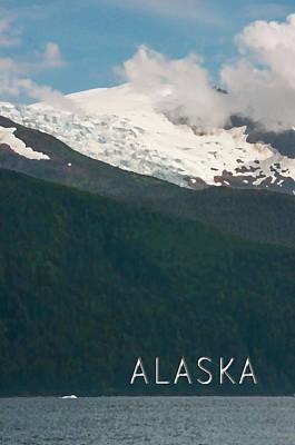 Photograph - Alaska, The Poster by David Halperin