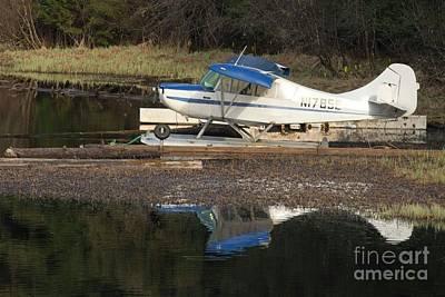 Photograph - Alaska Transportation by Loriannah Hespe