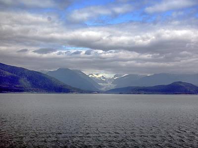 Alaskan Coast 2 Art Print