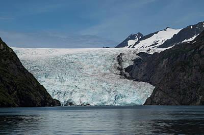 Photograph - Alaskan Glacier by Gloria Anderson