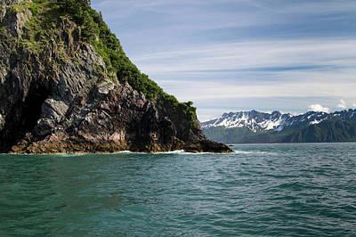 Photograph - Alaskan Gulf Landscape by Gloria Anderson